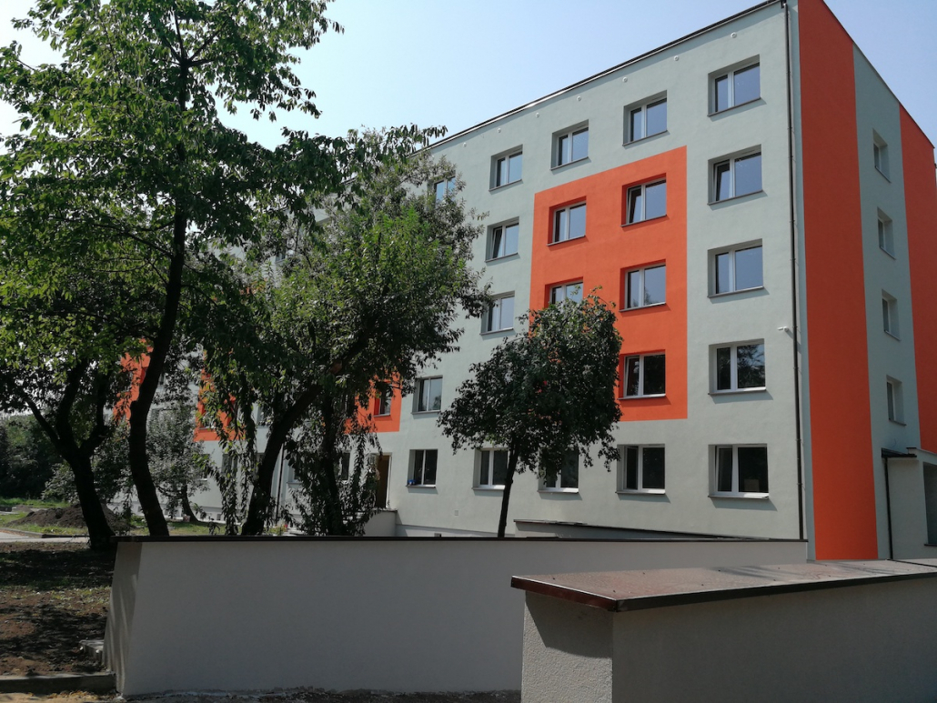 Dom Studenta - Sosnowiec
