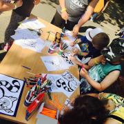 dzieci przewlekle chore z wizytą w Śląskim ZOO, akcja studentów