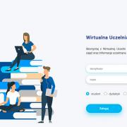 zrzut ekranu logowania do platformy U10