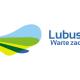 """logo """"Lubuskie warte zachodu"""""""