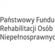 logo - Państwowy Fundusz Rehabilitacji Osób Niepełnosprawnych