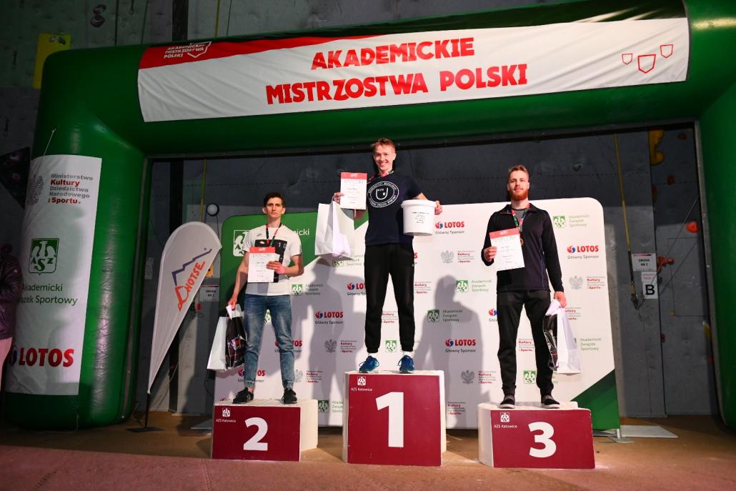 Mistrzostwach Polski we wspinaczce sportowej